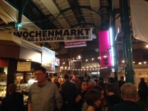Markt Halle Neun: Street Food Thursday