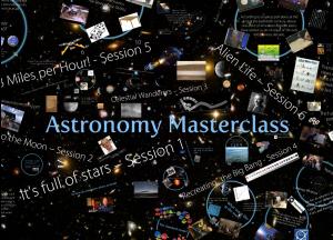 Andrew Jackson's Astronomy Masterclass