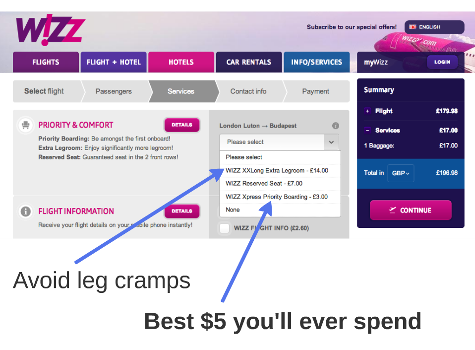 A 10 Step Guide To Flying Wizz Air Without Losing Your Mind Plys Plus