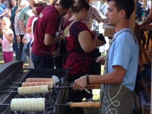 Chimney Cake Festival